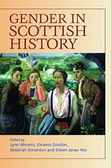 Gender in Scottish History (cover)